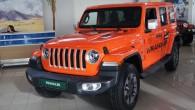 """Ceturtdien, 14.februārī Rīgā, """"TC Motors"""" autosalonā nozares preses pārstāvjiem tika demonstrēts jaunais ceturtās paaudzes """"Jeep Wrangler"""". Zīmola fanātus varam apsveikt,..."""