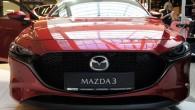 """Piektdien, 22.martā Rīgā, """"Riga Plaza"""" telpās notika pagājušā gada novembrī Losandželosā pirmo reizi parādītās ceturtās paaudzes """"Mazda3"""" oficiālā prezentācija Latvijā...."""