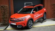 """Aizvadītajā nedēļā, 7.martā Rīgā oficiālu prezentāciju piedzīvoja jaunākais no """"Citroen"""" modeļiem – kompaktais krosovers """"C5 Aircross"""". Arī """"AutoMedia Latvia"""" piedalījās..."""