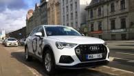 """Paliekam pie viedokļa, ka """"Audi"""" saimē Q3 tomēr vairāk ir pilsētas krosovers."""