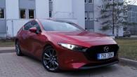 """""""AutoMedia Latvia"""" tests: ceturtās paaudzes """"Mazda3"""""""