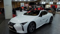"""Gribas domāt, reti kurš """"Lexus LC"""" neatzīs par skaistu auto"""