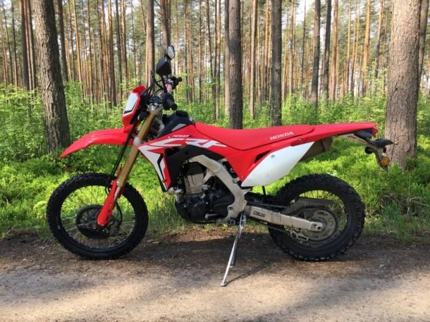 Honda CRF 450L