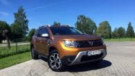 """""""AutoMedia Latvia"""" tests: """"Dacia Duster"""" saņēmis jaunu benzīna turbomotoru"""