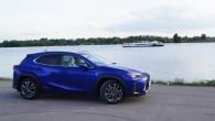 """""""AutoMedia Latvia"""" tests: Vismazākais """"Lexus"""" krosovers UX"""