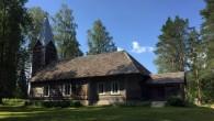 Lodes (Apšu) luterāņu baznīca