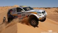 Girlēns Šišerī Dakar Rally 2006 kopā ar stūrmani Metjū Boumelu