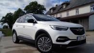 """Franču 'iekšas' vizuāli netraucē """"Grandland X"""" būt Īstenam """"Opel"""""""