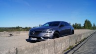 """AutoMedia Latvia"" tests: ""Renault Talisman S-Edition"""