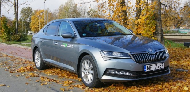 1-Skoda Superb FL