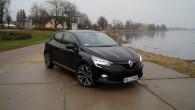 """Ar jauno piektās paaudzes franču mazauto """"Renault Clio"""" savus lasītājus """"AutoMedia Latvia"""" iepazīstināja jau pērnā gada septembrī. Mūsu atsauksmes bija..."""