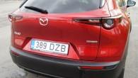 Interesanti, ka nekur uz automobiļa nav norādes, ka tas ir hibrīds. Lai arī tā sauktais maigais hibrīds