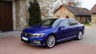 """Vācu """"VW Passat"""" neapturami tuvojas savas ēras piecdesmitajai jubilejai. Tāda ilgmūžība pat bez pārdošanas statistikas pieminēšanas jau pati par sevi..."""