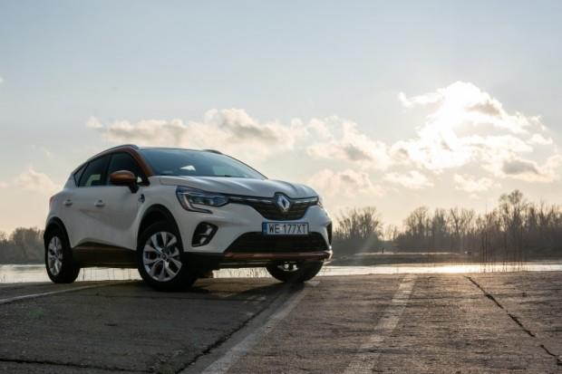 """Jaunais """"Captur"""", domājams, nākamgad būs starp konkursa Latvijas Gada auto 2021"""
