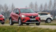"""Jaunais Captur ir daļa no """"Renault"""" stratēģiskā plāna Drive the Future (2017-2022) stratēģiskā plāna, kurā tas esot viens no galvenajiem modeļiem."""