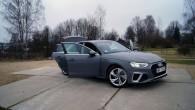 33-Audi A4 2020 Limousine
