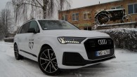 """Ingolštates krosoveru ciltstēva """"Audi Q7"""" pirmā paaudze sadzīvoja teju 10 gadus. Arī otrās paaudzes pusmūža modernizācija nāca tikai piektā dzīves..."""
