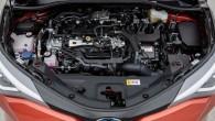 Jaunā 2,0 Hybrid sistēma zem motora pārsega izskatās šādi