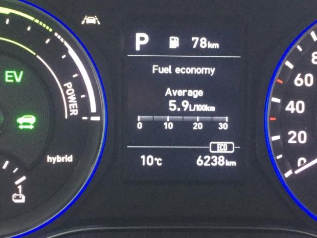 """""""AutoMedia Latvia"""" braucienā iznāca vidēji 5,9 litri uz 100 km. Bet mēs necentāmies pielāgoties NEDC jeb Jaunajam Eiropas braukšanas ciklam."""