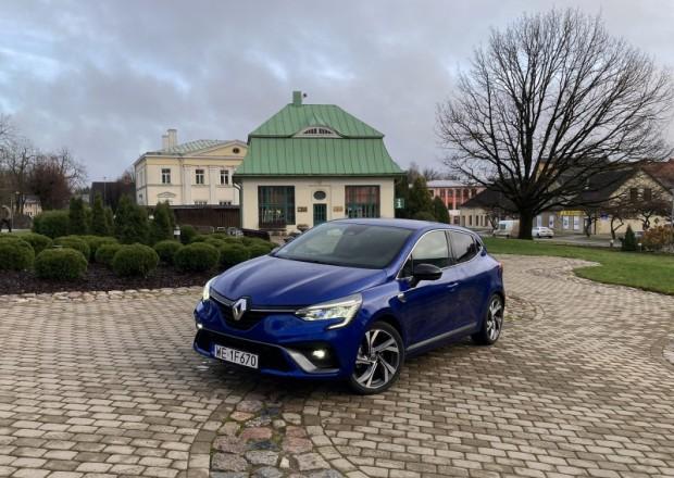 33-Renault Clio E-TECH Hybrid