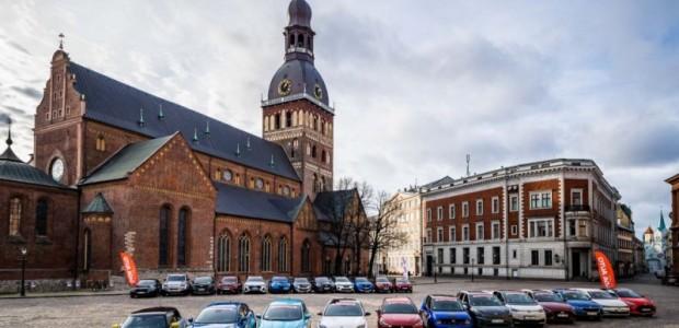 """Laika izpratnē vien ar dažu dienu atšķirību ir paziņoti nacionālo konkursu """"Gada Auto 2021"""" uzvarētāji Lietuvā un Latvijā. Lietuvieši par..."""