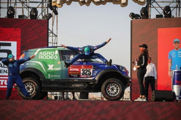Vaidots Žala/Paulo Fuiza (Mini John Cooper Works Rally)