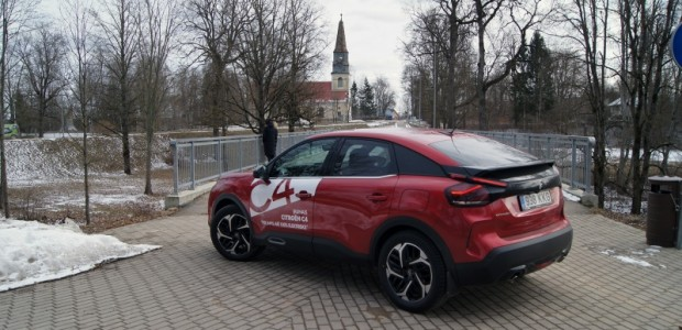 """Francijas koncernu """"PSA Groupe"""" pārstāvošā automobiļu """"Citroen"""" divīzija pēc astoņu gadu aktīvā dienesta 2018.gadā ņēma un atvaļināja C4 otrā iesaukuma..."""